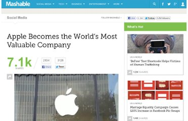 http://mashable.com/2011/08/09/apple-most-valuable-company/
