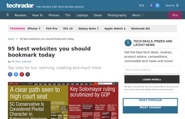 http://www.techradar.com/news/internet/95-best-websites-you-should-bookmark-today-639721