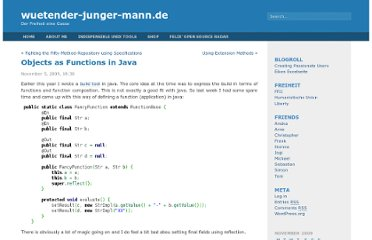 http://wuetender-junger-mann.de/wordpress/2009/11/objects-as-functions-in-java/