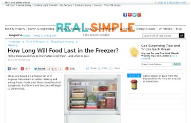 http://www.realsimple.com/food-recipes/shopping-storing/freezing/how-long-food-last-freezer-10000000687907/index.html