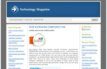 http://techmagazine.ws/social-and-business-collaboration-tools/