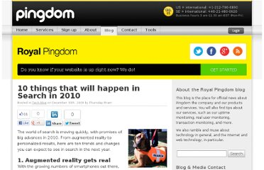 http://royal.pingdom.com/2009/12/30/10-things-that-will-happen-in-search-in-2010/
