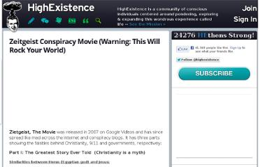 http://www.highexistence.com/zeitgeist-conspiracy-movie/