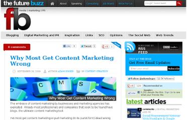 http://thefuturebuzz.com/2009/09/28/content-marketing/