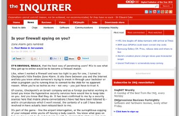 http://www.theinquirer.net/inquirer/news/1008265/is-firewall-spying