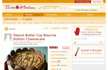http://tastykitchen.com/recipes/desserts/peanut-butter-cup-brownie-bottom-cheesecake/