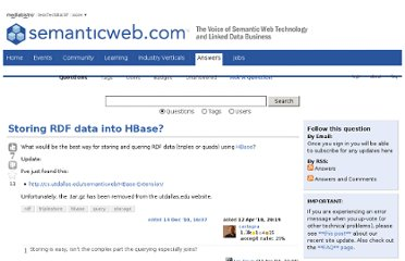 http://answers.semanticweb.com/questions/716/storing-rdf-data-into-hbase#813