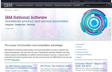 http://www.ibm.com/software/rational/