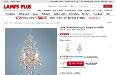 http://www.lampsplus.com/products/leila-collection-plug-in-swag-chandelier__85001.html