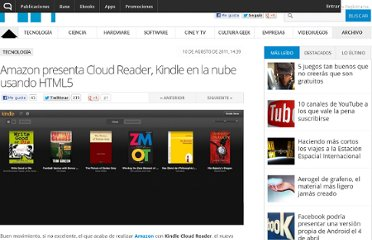 http://alt1040.com/2011/08/amazon-presenta-cloud-reader-kindle-en-la-nube-usando-html5