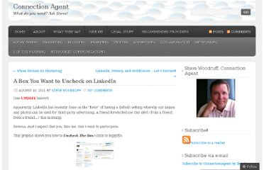 http://brandimpact.wordpress.com/2011/08/10/a-box-you-want-to-uncheck-on-linkedin/
