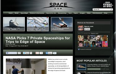 http://www.space.com/12588-nasa-picks-7-private-spaceships-suborbital-space.html