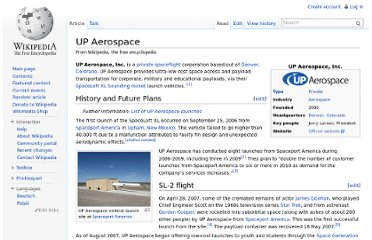 http://en.wikipedia.org/wiki/UP_Aerospace