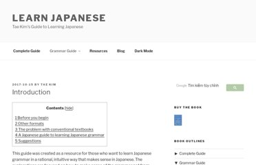 http://www.guidetojapanese.org/learn/grammar