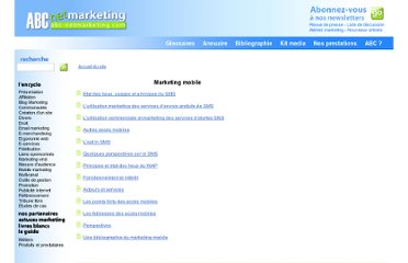 http://www.abc-netmarketing.com/-Marketing-mobile-.html