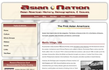 http://www.asian-nation.org/first.shtml