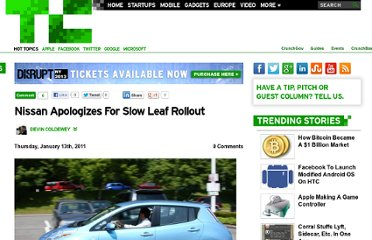 http://techcrunch.com/2011/01/13/nissan-apologizes-for-slow-leaf-rollout/