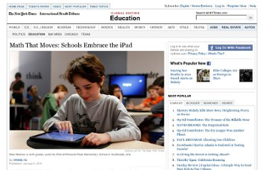 http://www.nytimes.com/2011/01/05/education/05tablets.html?pagewanted=all