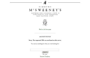 http://www.mcsweeneys.net/errors/404