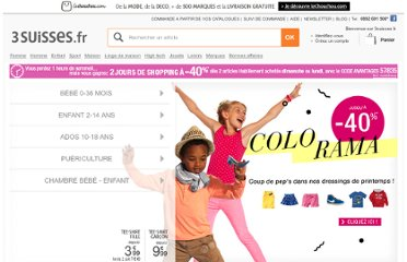 http://www.3suisses.fr/FrontOfficePortail/catalogue_fra/enfant.html