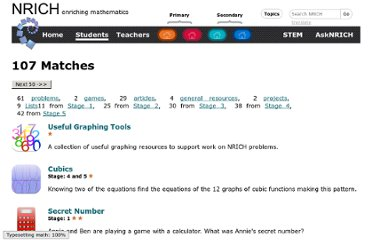 http://nrich.maths.org/public/search.php?search=graphing+calculator