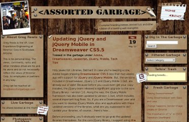 http://blog.assortedgarbage.com/2011/05/updating-jquery-in-dreamweaver-cs5-5/