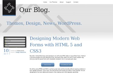 http://legendthemes.com/2010/04/10/designing-modern-web-forms-with-html-5-and-css3/