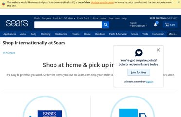 http://www.sears.com/shc/s/CountryChooserView?storeId=10153&catalogId=12605