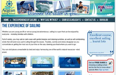 http://www.aegeansailingschool.com/the-experience-of-sailing.php