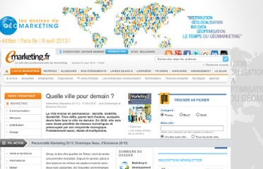 http://www.e-marketing.fr/Marketing-Magazine/Article/Quelle-ville-pour-demain--18468-1.htm