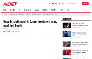 http://www.rickey.org/huge-breakthrough-in-cancer-treatment-using-modified-t-cells/
