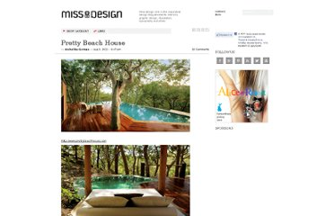 http://www.miss-design.com/interior/pretty-beach-house.html