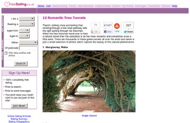 http://www.freedating.co.uk/articles/12-romantic-tree-tunnels.html