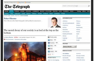 http://blogs.telegraph.co.uk/news/peteroborne/100100708/the-moral-decay-of-our-society-is-as-bad-at-the-top-as-the-bottom/