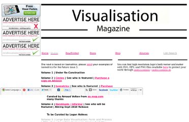 http://visualisationmagazine.com/volumes.htm
