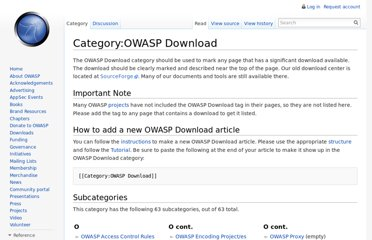 https://www.owasp.org/index.php/Category:OWASP_Download