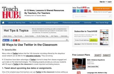 http://www.teachhub.com/50-ways-use-twitter-classroom