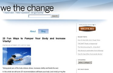 http://www.wethechange.com/25-fun-ways-to-pamper-your-body-and-increase-vitality/