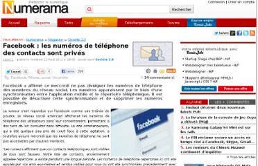 http://www.numerama.com/magazine/19554-facebook-les-numeros-de-telephone-des-contacts-sont-prives.html