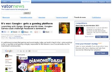 http://vator.tv/news/2011-08-12-its-war-google-gets-a-gaming-platform