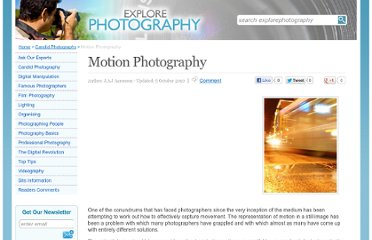 http://www.explorephotography.co.uk/motionphotography.html