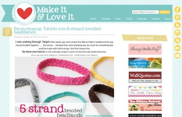 http://www.makeit-loveit.com/2011/06/repurposing-tshirts-into-5-strand-braided-headbands.html