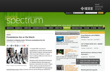 http://spectrum.ieee.org/robotics/medical-robots/exoskeletons-are-on-the-march