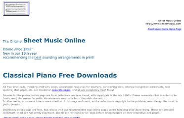 http://www.sheetmusic1.com/new.great.music.html