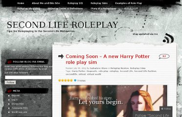http://secondliferoleplay.com/2011/07/30/coming-soon-a-new-harry-potter-role-play-sim/