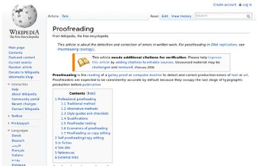 http://en.wikipedia.org/wiki/Proofreading