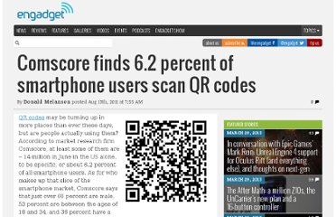 http://www.engadget.com/2011/08/13/comscore-finds-6-2-percent-of-smartphone-users-scan-qr-codes/