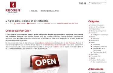 http://www.redsen-consulting.com/2010/12/open-data-enjeux-potentialites/