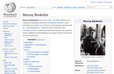 http://fr.wikipedia.org/wiki/Murray_Bookchin