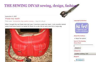 http://thesewingdivas.wordpress.com/category/leather-sewing/page/2/